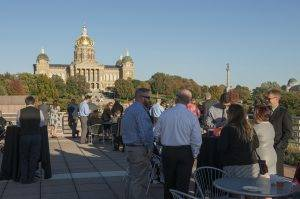 state historical building museum grand terrace east village des moines iowa state capitol downtown barattas catering