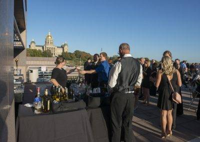 From networking events to private parties, the State Historical Building has a number of great options.