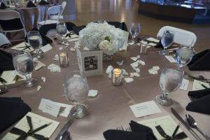 state historical building table setting barattas catering des moines iowa east village