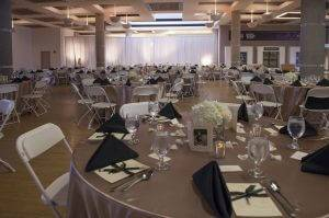 state historical building wedding architecture barattas catering table setting
