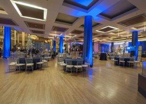 barattas catering state historical building atrium party event space large des moines