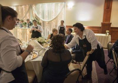 forte event venue wedding catering caterer des moines