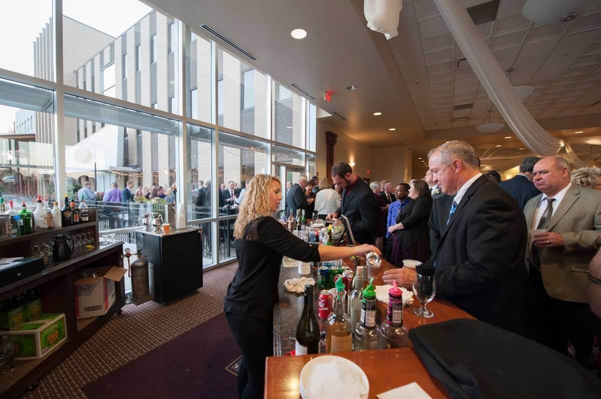 forte des moines event venue drink service full bar