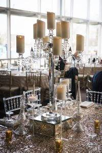 barattas forte dream wedding venue des moines iowa candles table setting gold