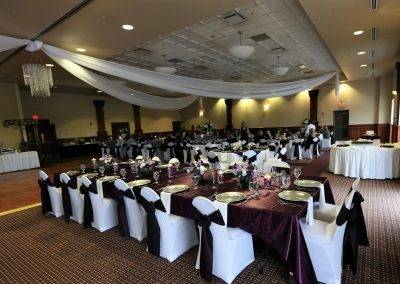 Whether your event is large or small, Forté can accommodate.