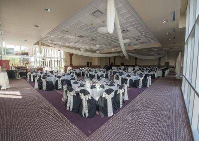 forte barattas des moines downtown iowa event venue seating tables