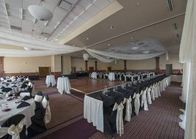 forte des moines iowa event venue downtown iowa dance floor wedding