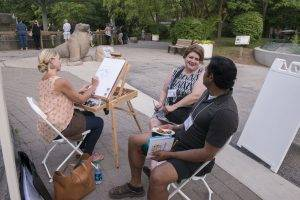 barattas catering blank park zoo des moines iowa art venue events unique guests entertainment