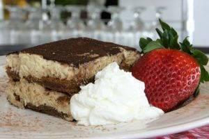 barattas tiramisu italian dessert des moines restaruant