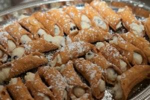 barattas cannoli full menu available
