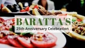 baratta's 25th anniversary des moines italian food