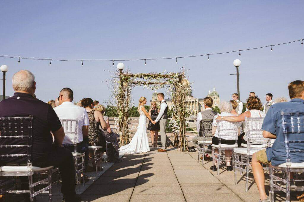 des moines capital wedding venue