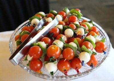 A catering favorite: Caprese Skewers