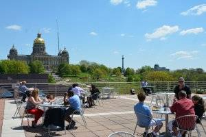 tunes on the terrace live music des moines iowa